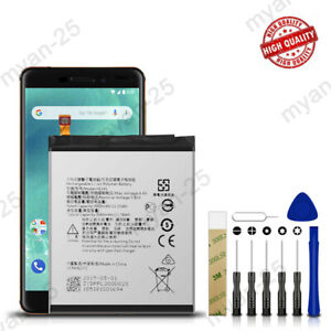 New HE345 Battery Replacement For Nokia 6.1 TA-1045 Tools