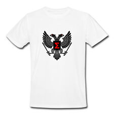 Double Head Eagle Logo Fedor Emelianenko MMA Legend T-shirt