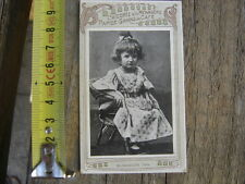 Photo Image ancienne de collection MADEMOISELLE TATA