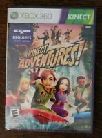 Kinect Adventures! (Microsoft Xbox 360) Video Game