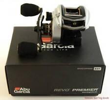 ABU GARCIA-REVO3 PREMIER- Baitcaster Reel (RVO3PRM) - 11 Bearing - Boxed NEW!