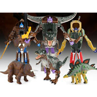 Transformer Dinosaur Figures Toys Model Robots Educational Toy for Kids