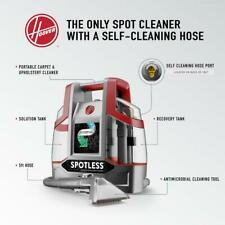 Hoover Professional Series Spotless Portable Carpet Cleaner FH11201
