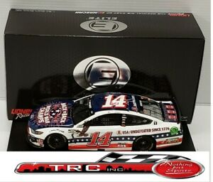 Clint Bowyer 2020 Lionel #14 Barstools Sports Patriotic ELITE Mustang 1/24