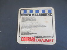 1 only Courage Brewery/North Melbourne Football Club,Victoria 1974 Issuecoaster