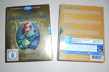 Disney Blu Ray Arielle die Meerjungfrau 1-3 wie alles begann Original 1989  Neu
