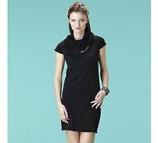 POPULATION Dress/Tunic with scarf Black Size  XL NWT!!