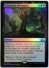1x FOIL Creeping Chill Near Mint Magic modern dredge legacy Guilds Ravnica GRN