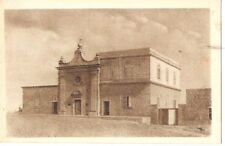Palestine Old Postcard Middle East Church and Convent of Elias Sacrifice, Israel