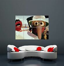 GONZO ANIMAL FEAR AND LOATHING GIANT WALL ART PRINT POSTER PICTURE WA125