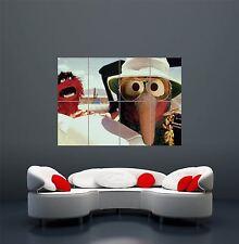 Gonzo Animal PAURA e disgusto GIGANTE wall art print poster foto wa125