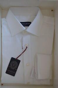 CASA MODA Hemd in weiß Größe 39   100 % Baumwolle