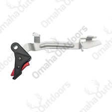 OVERWATCH PRECISION Glock 43 G43 TAC V2 TRIGGER BLACK / RED