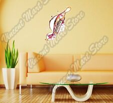 "Musical Note Music Treble Clef Abstract Wall Sticker Room Interior Decor 20""X25"""