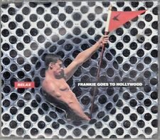 """MAXI CD FRANKIE GOES TO HOLLYWOOD """"RELAX""""  (6 TITRES)"""