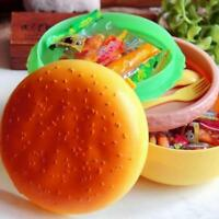 2 Layer Portable Thermal Insulated Food Container Storage Kids Lunch Bento Box