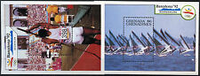 Grenadines Grenada 1990 Olympic Games MNH M/S Set #A89418