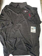 Stadium Athletics Georgia Bulldogs Polo Golf Shirt Sz Xl Nwt