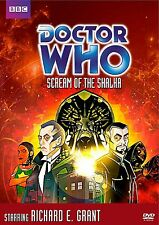 NEW - Doctor Who: Scream of the Shalka