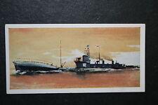 HM SUBMARINE K12   WW1    Royal Navy K Class Submarine  Illustrated Card   VGC