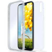 360 Degré plein Housse de Protection pour Huawei P20 Lite Transparent Effacer