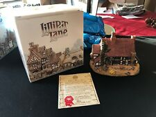 Lilliput Lane Crown Inn Signed 1989 with Deed