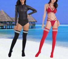 Women's Diving Socks Thigh-high 2MM Neoprene Warm Slip Resistant Elastic Stretch