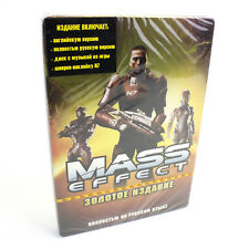 Mass Effect Limited Steelbook Edition for PC by BioWare, 2007, Sci-Fi
