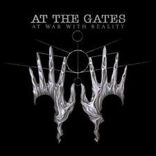 At the Gates - At War With Reality CD 2014 digibook bonus tracks Century Media