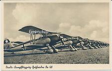 Foto/ak fuerza aérea avión Arado Ar 68 (1377)