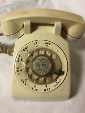 Vintage Bell System Western ElectricRotary Dial Phone C/O 500 10-63