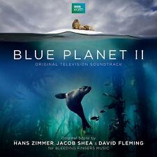Blue Planet II  Original Soundtrack - Hans Zimmer, Jacob Shea & David Fleming