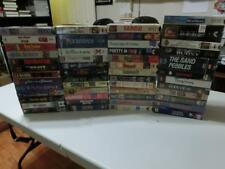 VHS Lot 50 Sealed Recent classic films ALL BRAND NEW! Wholesale