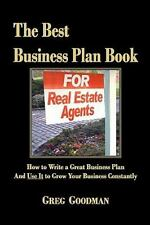 The Best Business Plan Book for Real Estate Agents : How to Write a Great...