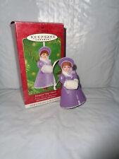 "2001 Hallmark Ornament - Margaret "" Meg""  March- Little Women - Madame Alexander"
