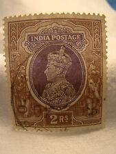 India Stamp 1937 Scott 163 A82