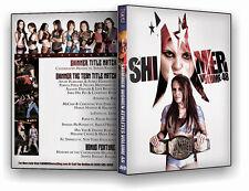 Official Shimmer Women Athletes Volume 48, Female Wrestling Event DVD