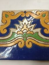 antique vintage spanish batchelder malibu california American Encaustic Tile Co