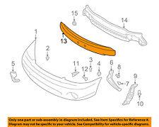 SUBARU OEM 00-02 Outback Bumper Face-Foam Impact Absorber Bar 57705AE02B