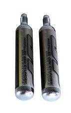 Empire JT Paintball 90 Gram Prefilled Single Use CO2 Cartridge 2 Pack 90gr NEW