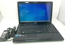 Toshiba Satellite L655 Intel i5 2.4Ghz 500GB HDD 4GB RAM Windows 10 Webcam