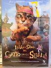 """DVD """"LA VERA STORIA DEL GATTO CON GLI STIVALI"""" 2009 - SIGILLATO! A8"""