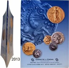 Numismatique Chayette Cheval 2013/10 monnaie grecque bestiaire jetons medailles