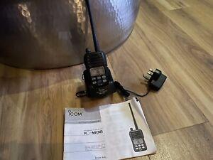 icom IC-M88 handheld vhf radio
