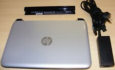 "HP Pavilion 10"" TouchSmart notebook. 2 Core, 2GB RAM, 320GB HDD, W10, FREE POST."