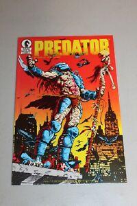 Predator #1 NM Dark Horse 1989 1st App Predator First Printing Key Book Marvel