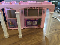2015 Mattel BARBIE Dream House dining room 2nd floor back wall Replacement Part