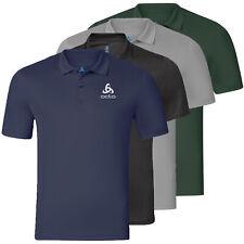 Odlo TIMO Poloshirt Herren, Outdoor Polo-Shirt, UV-Schutz 20+