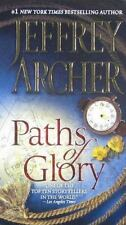 Paths of Glory by Jeffrey Archer (2009, Paperback) Action Suspense Thrill Epic