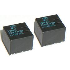2pcs for Tyco V23084 C2001 A303 Relay For BMW 3-series, Z4, X3 GM5 Door Locks